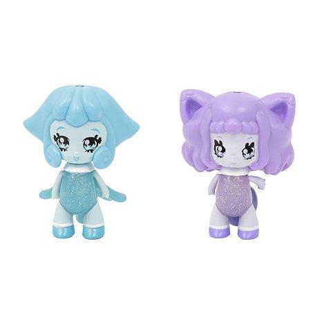 Набор из 2-х кукол Glimmies Celeste и Foxanne