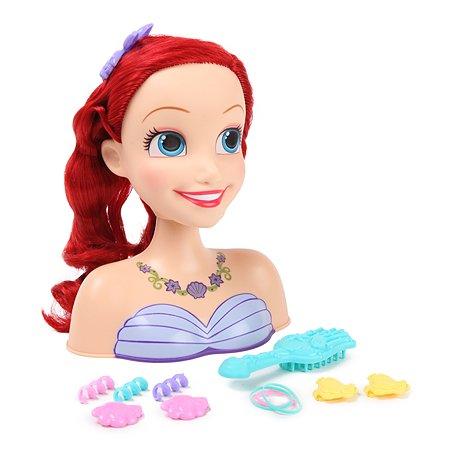 Торс для создания причесок Disney Принцесса Ариэль 87110