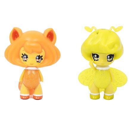 Набор из 2-х кукол Glimmies Lumix и Hazelyn