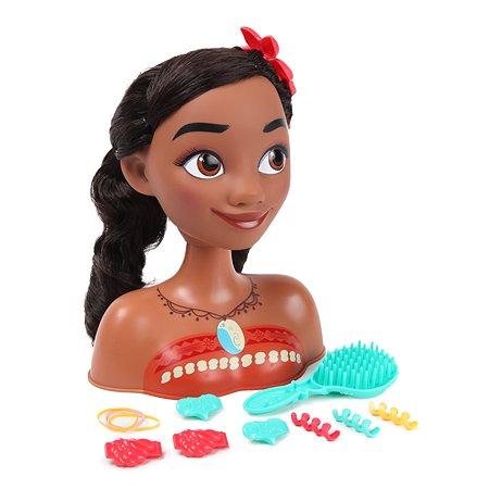 Торс для создания причесок Disney Принцесса Моана 87435