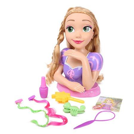 Торс для создания причесок Disney Принцесса Рапунцель большой 87360