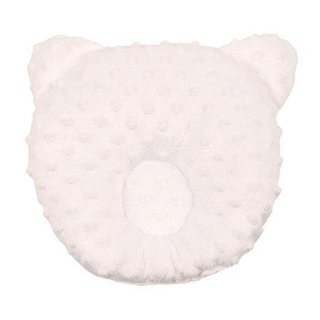 Подушка для кормления малыша AMARO BABY Comfort Line анатомическая Белый