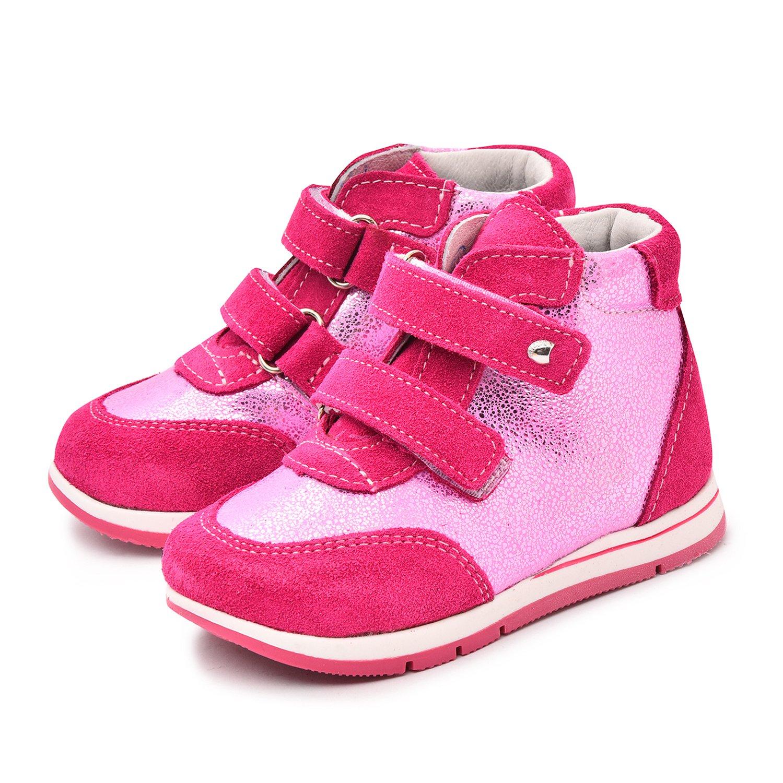 63067b3d891 Ботинки КОТОФЕЙ фуксия - купить в интернет магазине Детский Мир в ...
