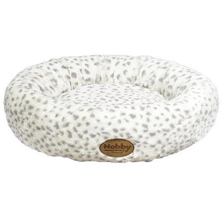 Лежак для животных Nobby Alanis малый Серый Леопард