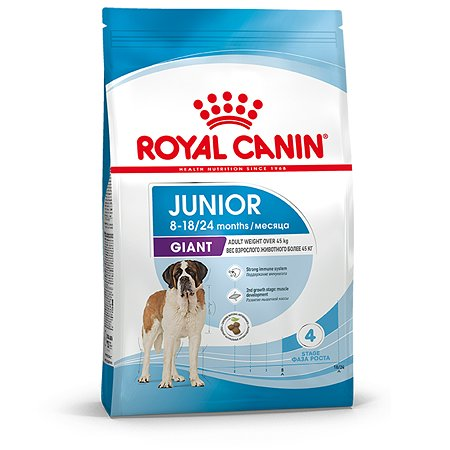 Корм для щенков ROYAL CANIN гигантских пород 8-24месяцев 15кг