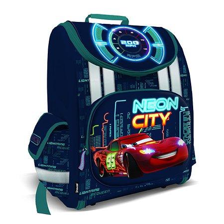 Ранец Kinderline CARS (синий)