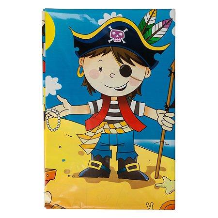 Скатерть GCI Маленький пират 130*180 1502-1288(1290) в ассортименте
