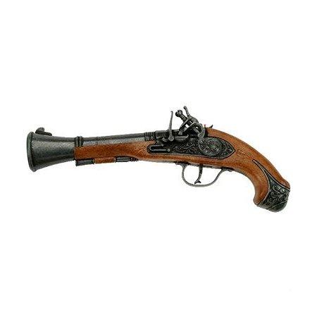 Пистолет Schrodel Blunderbuss Pirat 100 зарядов 27см