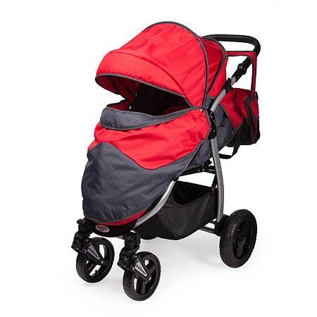 Прогулочная коляска Adbor Mio Red