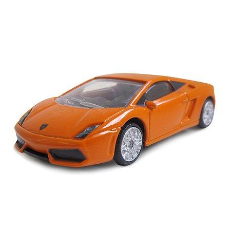 Машинка Rastar LP560-4 1:60 оранжевая