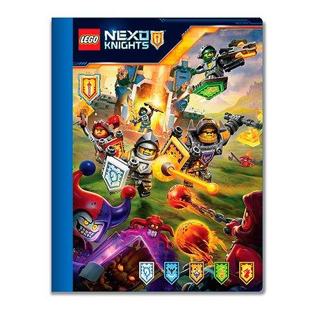Тетрадь LEGO 100 листов линейка
