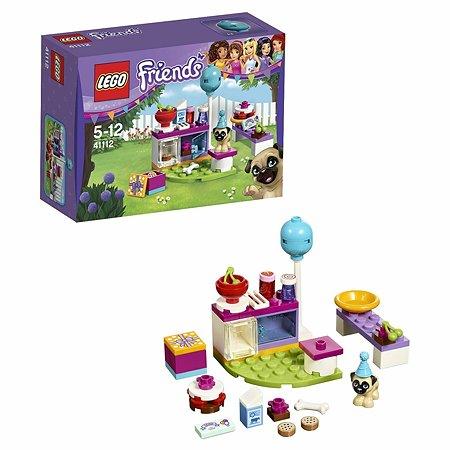 Конструктор LEGO Friends День рождения: тортики (41112)