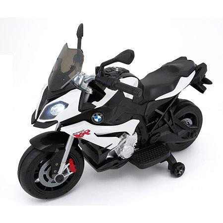 Электромотоцикл Rastar BMW S1000 XR Белый