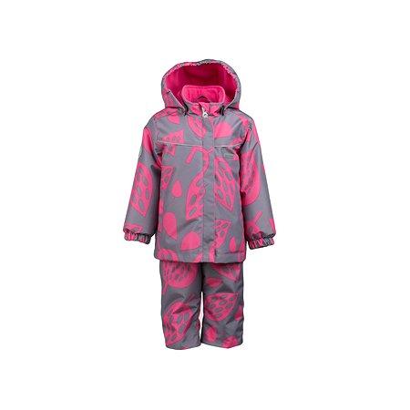 Комплект Kerry куртка + полукомбинезон