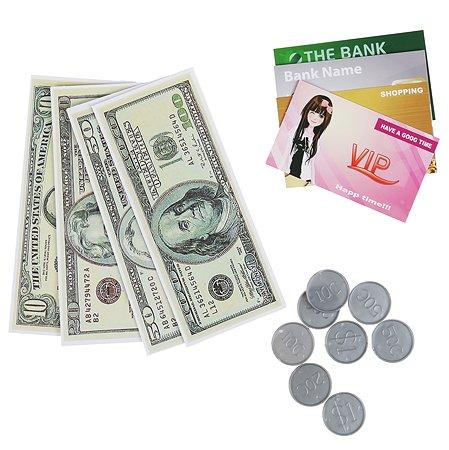 Игрушка Играем вместе Деньги игровые для касс 302334