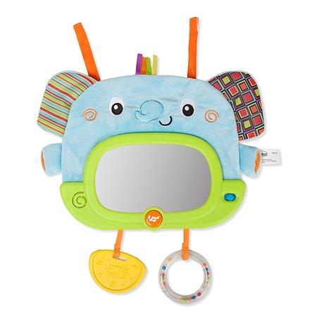Игрушка обучающая Baby Go Слоник со световыми и звуковыми эффектами