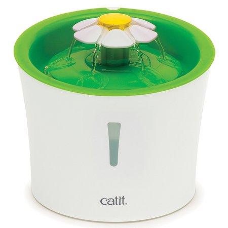 Поилка-фонтан для кошек Catit Цветок