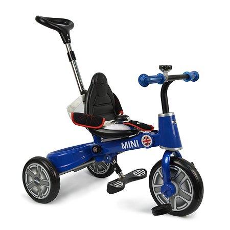 Велосипед Rastar Mini Cooper Синий
