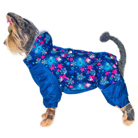 Комбинезон для собак Happy Puppy Морозное утро девочка 2 SHP-190007-2