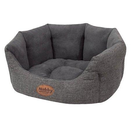 Лежак для животных Nobby Josi большой Серый