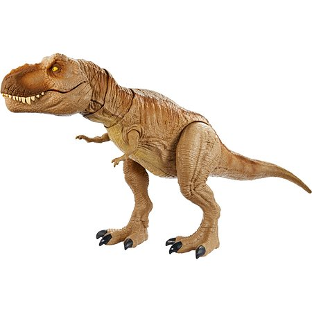 Фигурка Jurassic World Рычащий Ти-Рекс GJT60