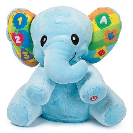 Слоненок Baby Go обучающий