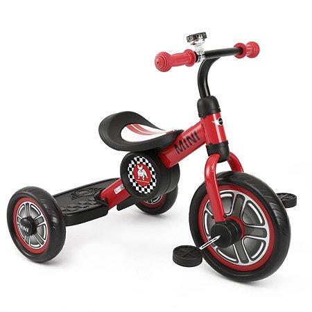 Велосипед Rastar Mini Cooper Красный