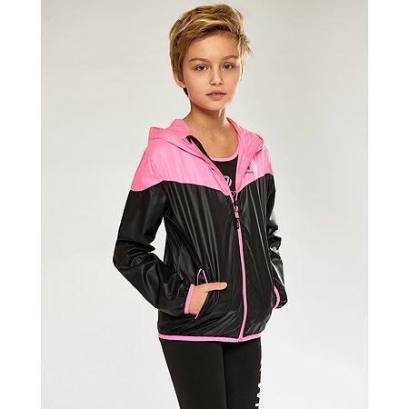 Куртка спортивная Jomoto розовая