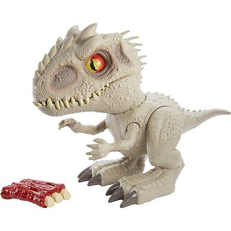 Фигурка Jurassic World Свирепый Индоминус Рекс GMT90