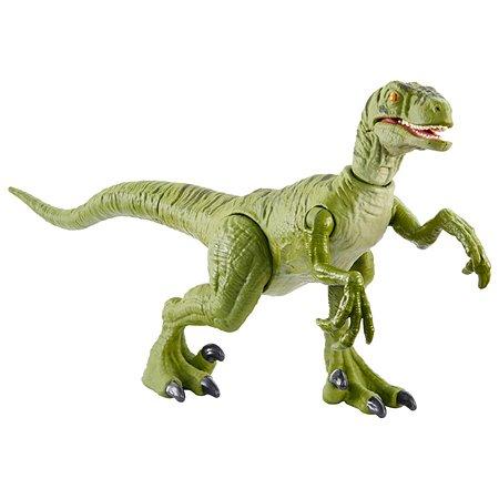 Фигурка Jurassic World Велоцираптор Чарли GJN92