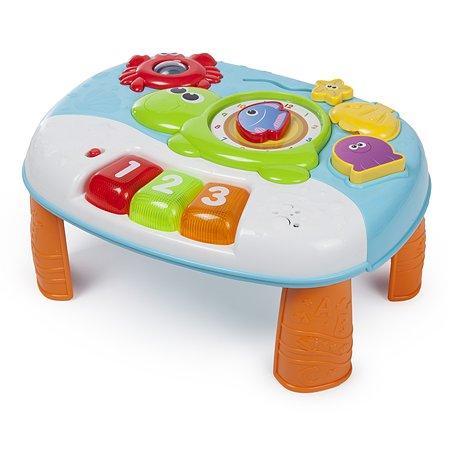 Развивающий центр Baby Go 2 в 1 со световыми и звуковыми эффектами