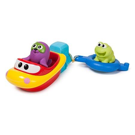 Игрушка для купания BabyGo Лодка