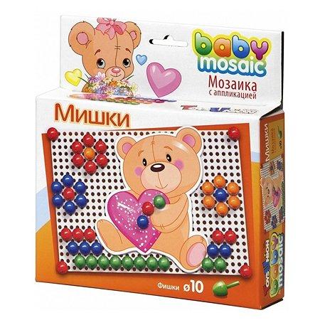 Мозаика Toys Union Мишки