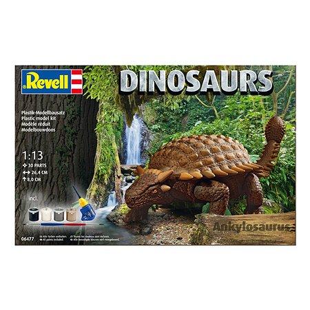 Сборная модель Revell Анкилозавр