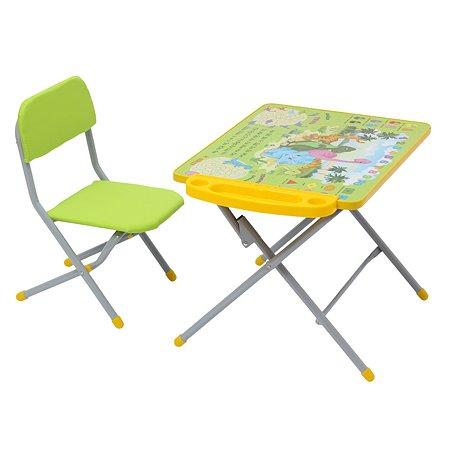 Комплект мебели Фея Досуг 101 Динозаврики
