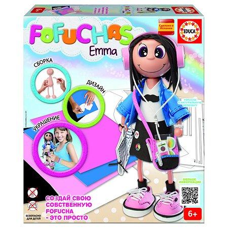 Кукла Educa Фофуча Эмма набор для творчества