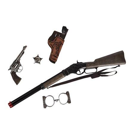 Набор Gonher винтовка и револьвер Дикий Запад