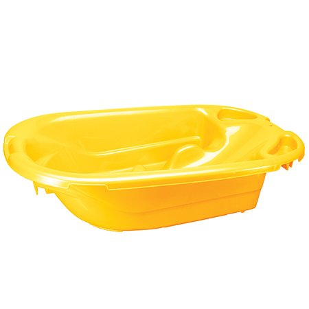 Ванна детская Пластишка желтая