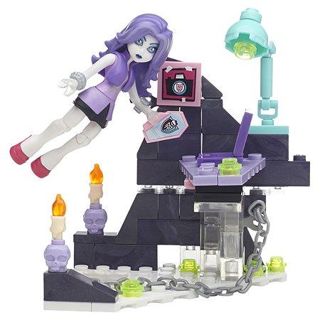 Набор Mega Bloks Monster High:Рубрика призрачных сплетен