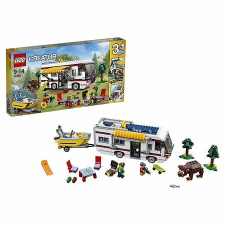 Конструктор LEGO Creator Кемпинг (31052)