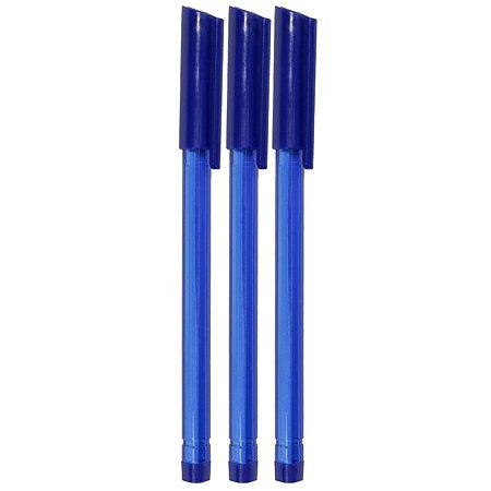 Ручки шариковые Magtaller 3шт Синие 200053/3C