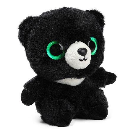 Игрушка мягкая YOOHOO Черный медведь 180711B