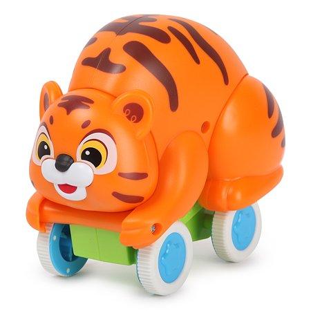 Игрушка-каталка Baby Go Тигр-перевертыш OTB0567695B
