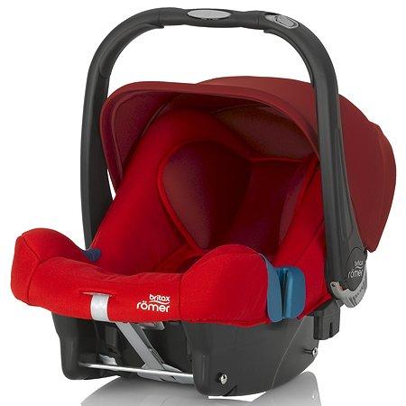Автокресло Britax Roemer Baby-Safe Plus SHR II Flame Red