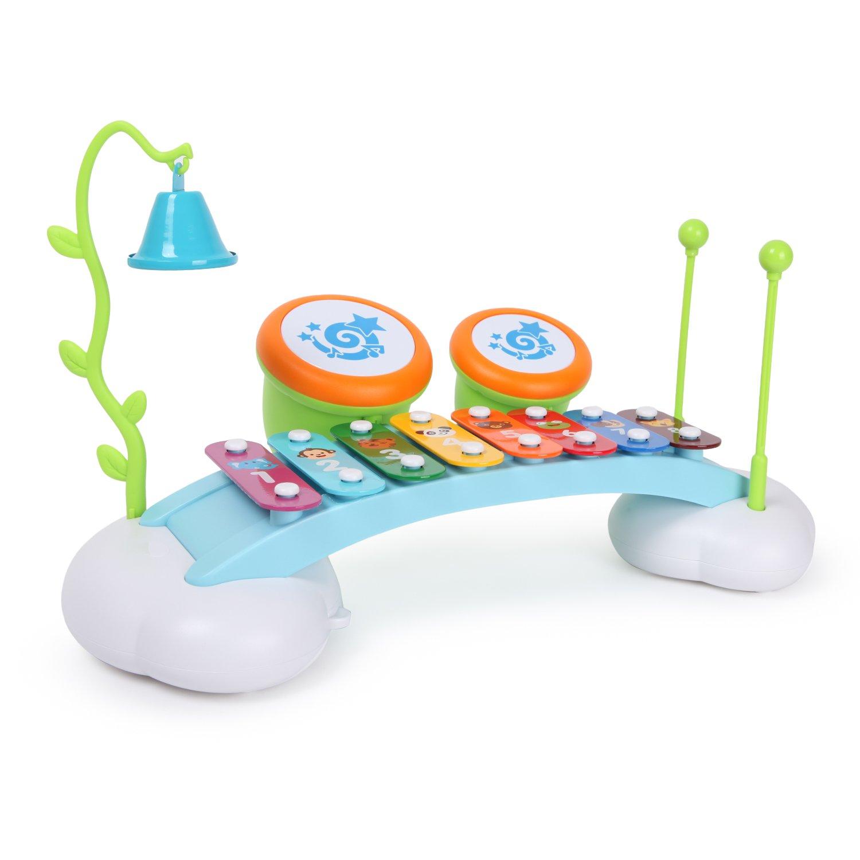 Игрушка развивающая Baby Go Мини-металлофон OTG0843527