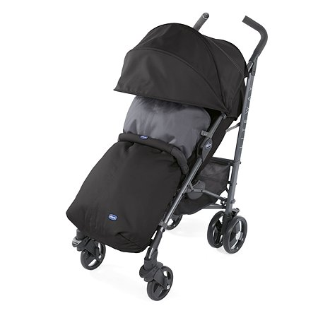 Коляска Chicco Lite Way Top Jet Black