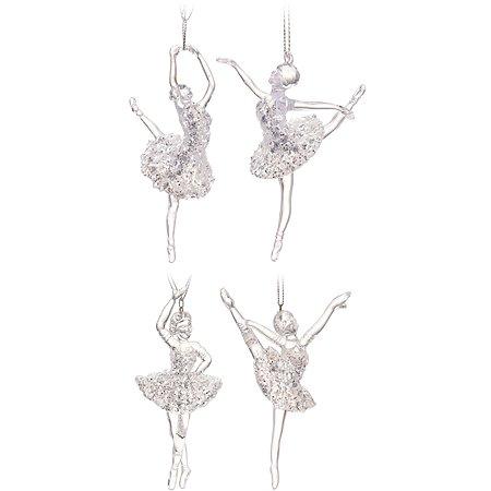 Елочное украшение KOOPMAN Балерина в ассортименте CAA005463