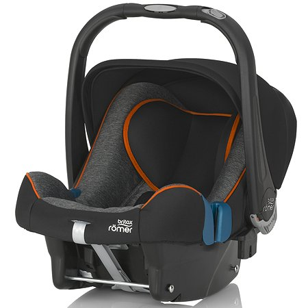 Автокресло Britax Roemer Baby-Safe Plus SHR II Black Marble