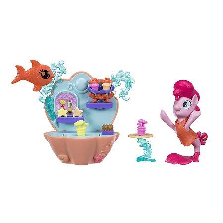 Фигурка My Little Pony Мерцание Пинки Пай с аксессуарами C1830EU40