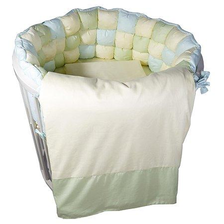 Комплект Babyton в кроватку ТуттиФрутти 6 предметов